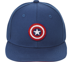 Marvel Interchangeable Badge Cap