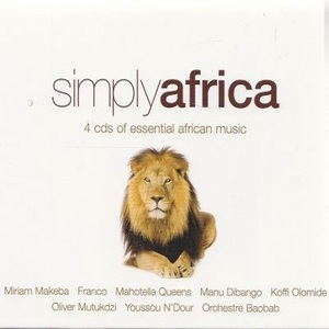 SIMPLY AFRICA / VARIOUS (UK)