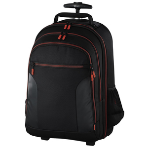 Hama Miami 200 Black/Red Camera Trolley