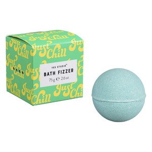 Yes Studio Bath Fizzer Just Chill Bergamot