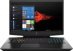 "Omen by HP 17-cb0000ne i7 9750H/32GB/256GB SSD/GeForce RTX 2080 8GB/17.3"" FHD/144Hz/Windows 10 Home 64"