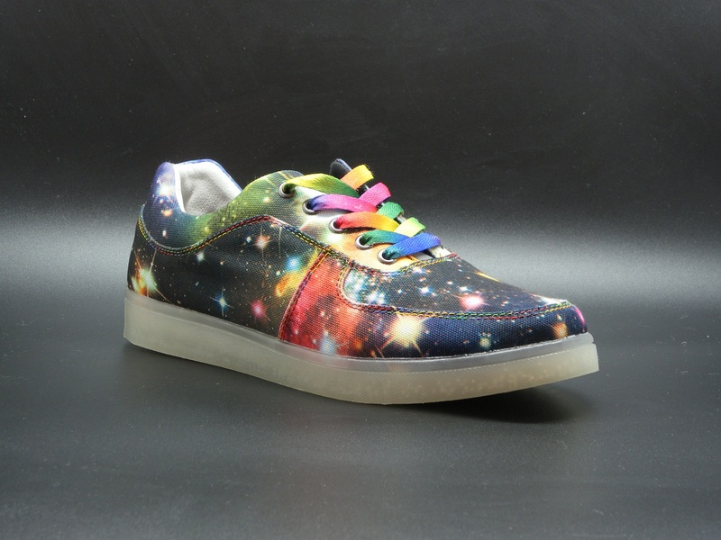 Nat-2 Led Galaxy Navy Women's Sneakers
