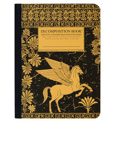 Decomposition Notebook Pegasus One Color [Large]