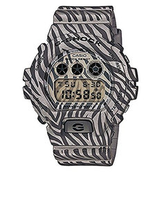 Casio DW6900ZB G-Shock Digital Watch Gray