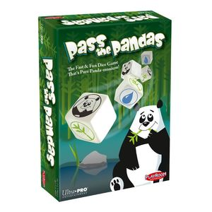 Pass The Pandas Deluxe Boardgame