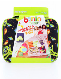 Bentology Alien Complete Lunch Box Set