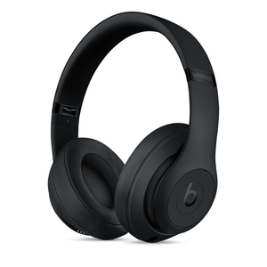 Beats Studio3 Matte Black Wireless Over-Ear Headphones