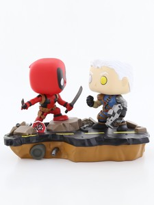 Funko Pop Deadpool Comic Moment Deadpool & Cable Vinyl Figure