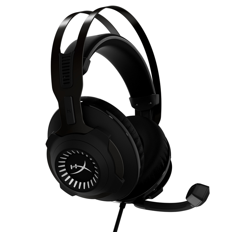 Hyperx Cloud Revolver S Gun Metal Gaming Headset | Gaming Headsets | Gaming Accessories | Gaming ...