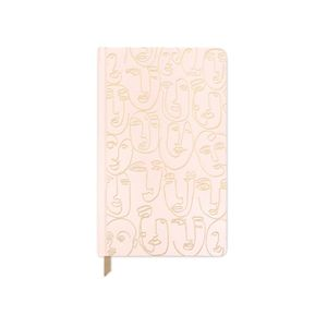 Designworks Classic Bookbound Cloth Planner Journals Faces