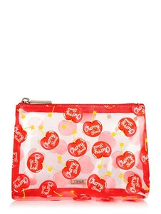 Skinny Dip Makeup Bag Cherry Bomb