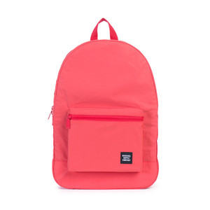 Herschel Packable Daypack Red Reflective Backpack