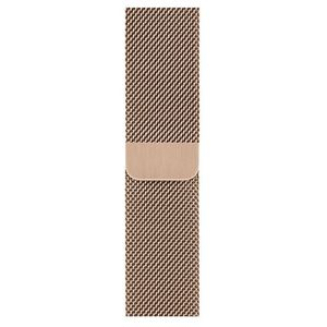 Apple 44mm Gold Milanese Loop for Apple Watch