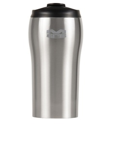 Mighty Mug Solo Stainless Steel Silver
