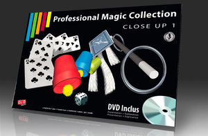 Oid Magic Close Up Set 1 Of Illusions With Dvd