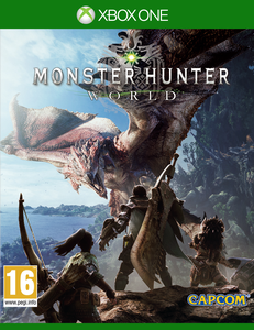 Monster Hunter: World [Pre-Owned]