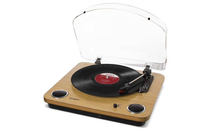 ION Max LP Turntable