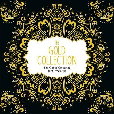 Gold collection gift of colouring for grown ups reference non the gold collection the gift of colouring for grown ups negle Gallery
