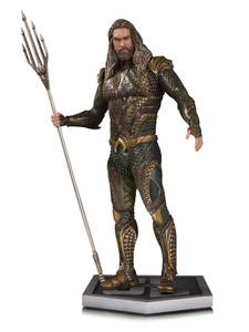 Justice League Movie Aquaman 13.75 Inch Statue