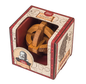 Professor Puzzle Great Minds Collection Galileo's Globe Puzzle