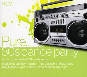 PURE 80'S DANCE PARTY