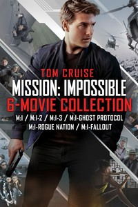 Mission: Impossible 6 Movie Collection [6 Disc Set]