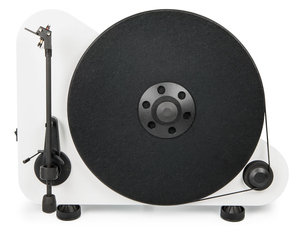 Pro-Ject VT-E BT L White Turntable