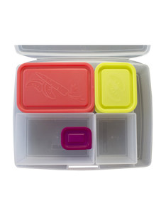 Bentology Bento Box-Classic Fruit [Set of 6]