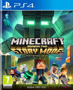 Minecraft: Story Mode - Season Two: The Telltale Series [Pre-Owned]