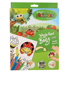 Shrinkles Wiggly Eyed Bugs Bumper Box