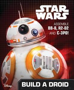 Force Awakens Droid Activity Book