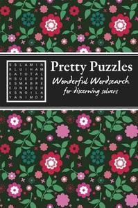 Pretty Puzzles Wonderful Wordsearch