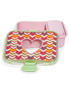 Skip Hop Forget Me Not Heart Lunch Kit