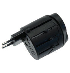 CellularLine Universal World Black Travel Adapter
