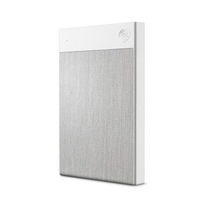 Seagate Backup Plus 1TB Ultra Touch White External Hard Drive