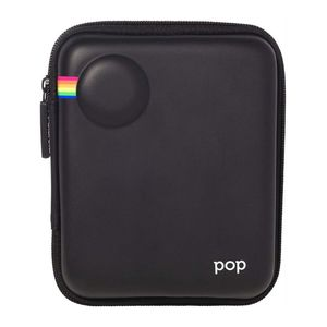 Polaroid Pop Instant Digital Camera Black + Polaroid Snap for Smartphones