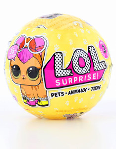 L.O.L. Surprise Pets Series 3 Mystery Pack [Includes 1]