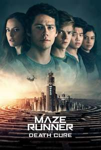 Maze Runner: The Death Cure [4K Ultra HD] [2 Disc Set]