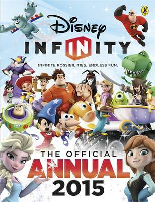 Disney Infinity Official Annual: 2015