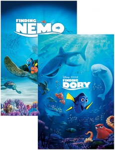 Finding Dory + Finding Nemo [2 Disc Set]