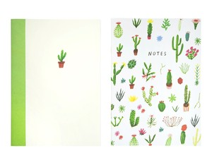 Ohh Deer Cacti Icons A5 Notebook [Pack of 2]