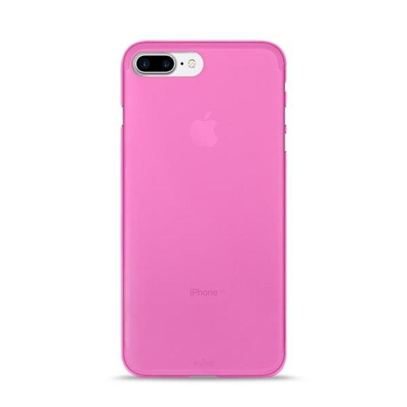 nuovo concetto 30ed2 a3b32 Puro Tpu 0.3 Ultra Slim Cover Shock Pink iPhone 8/7 Plus