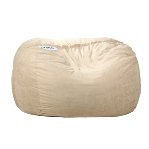 Ariika Big Sac Beige Sabia Bean Bag