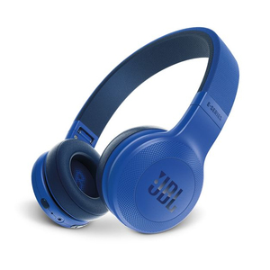 JBL E45 Blue Bluetooth On-Ear Headphones