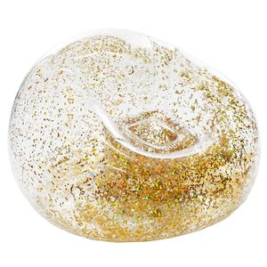 Glitter Blochair Gold Holographic Glitter