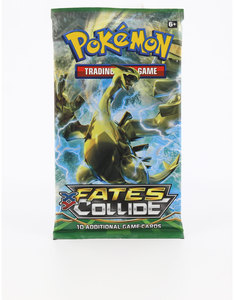 Pokemon TCG Xy10 Fates Collide Booster Pack