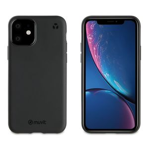 Muvit Change Recycletek Case Black for iPhone 11