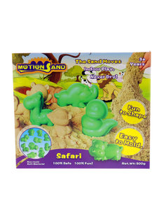 Fanssi 3D Sand Box Safari
