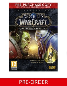 World Of Warcraft: Battle for Azeroth [Pre-order]