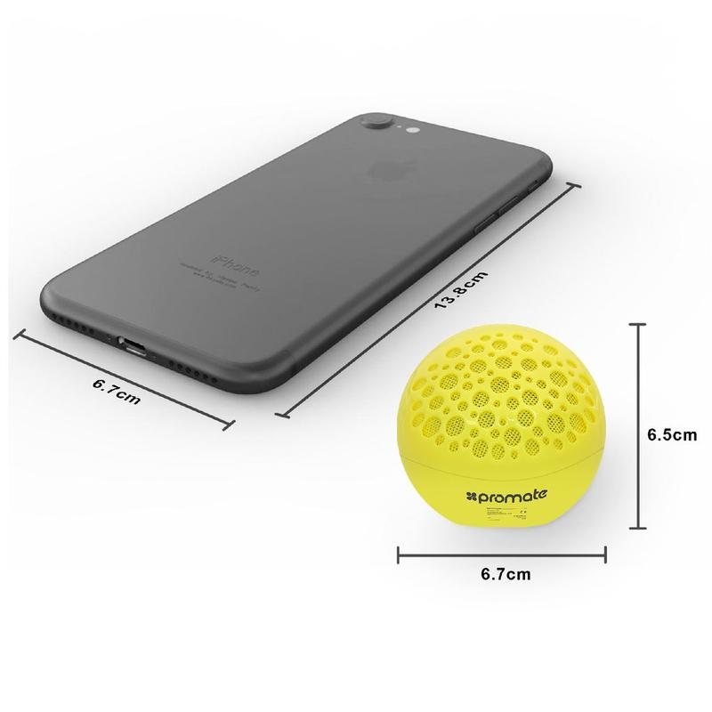 Promate Romanji Cool Emoji Bluetooth Speaker | Speakers & Docks ...